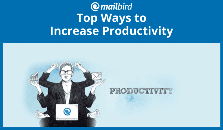 How to increase productivity in the workplace