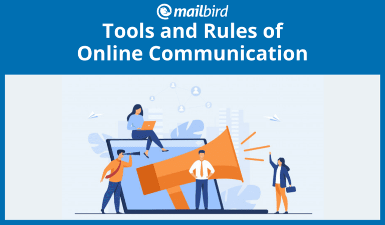Most Effective Tools and Rules of Online Communication
