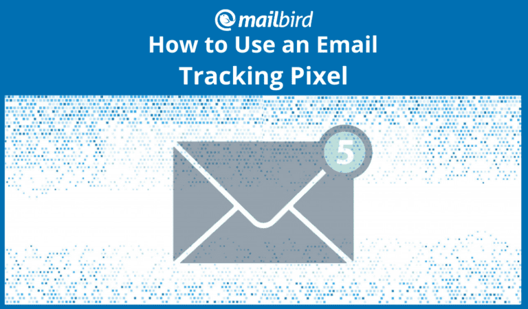 How to use an email tracking pixel
