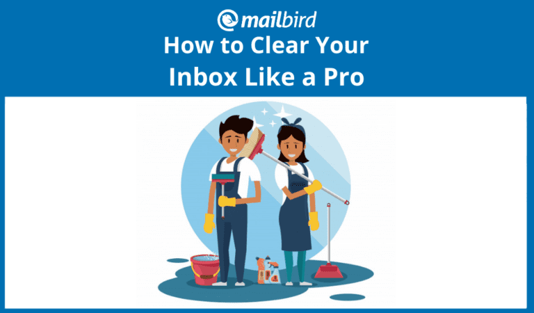 How to clear your inbox like a boss