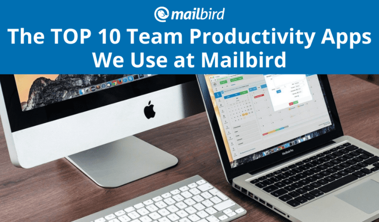 Top 10 productivity apps for remote teams