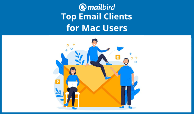 Top 17 email clients for Mac
