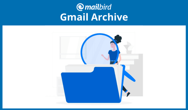 What is Gmail archive and how to use it