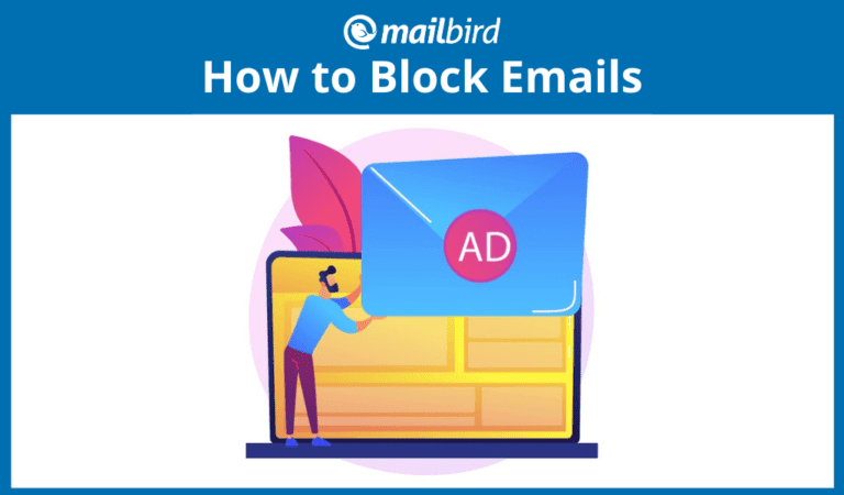 How to block emails from different email clients
