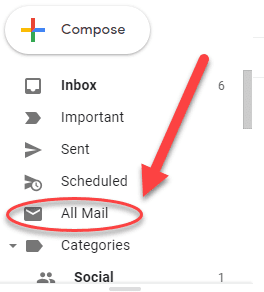 Gmail Archive What Is It And Why Should You Archive Your Emails