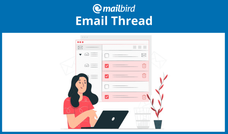 What is an email thread