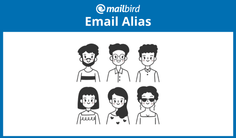 How to add an email alias to your account