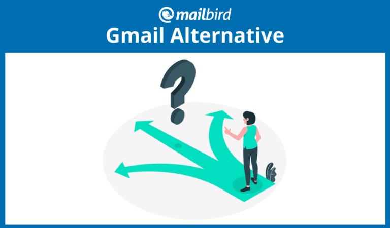 Top Gmail alternatives