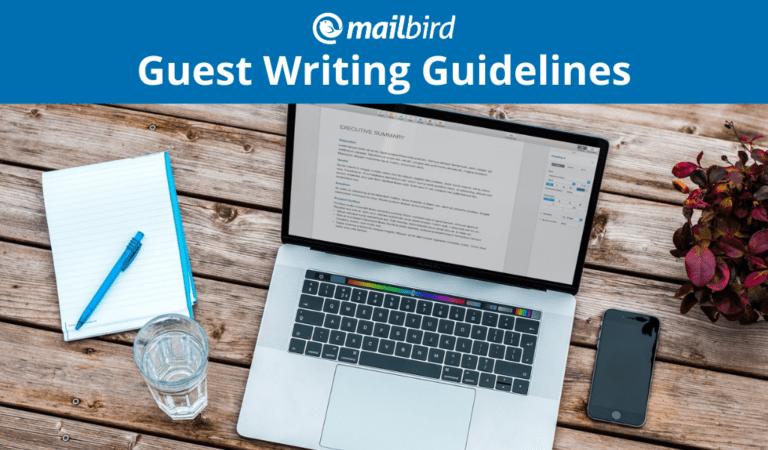 Write For Us — Mailbird