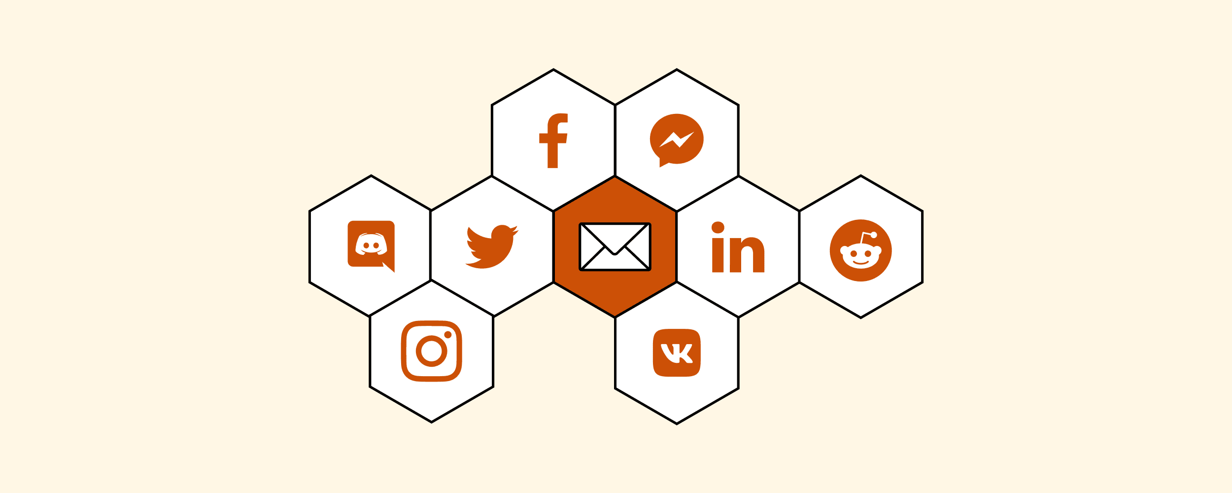 Cover Image Social Media and Email Marketing