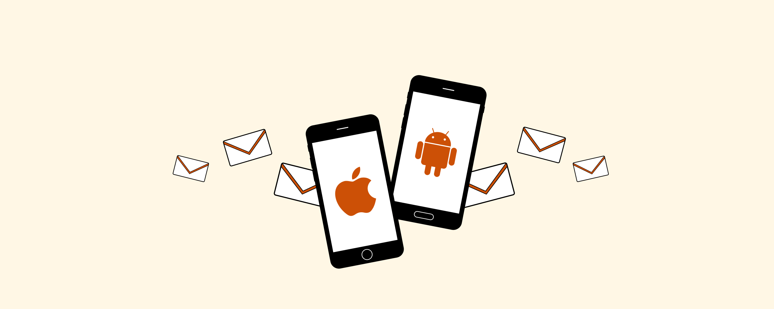 How to set up an email account on your Android or iPhone