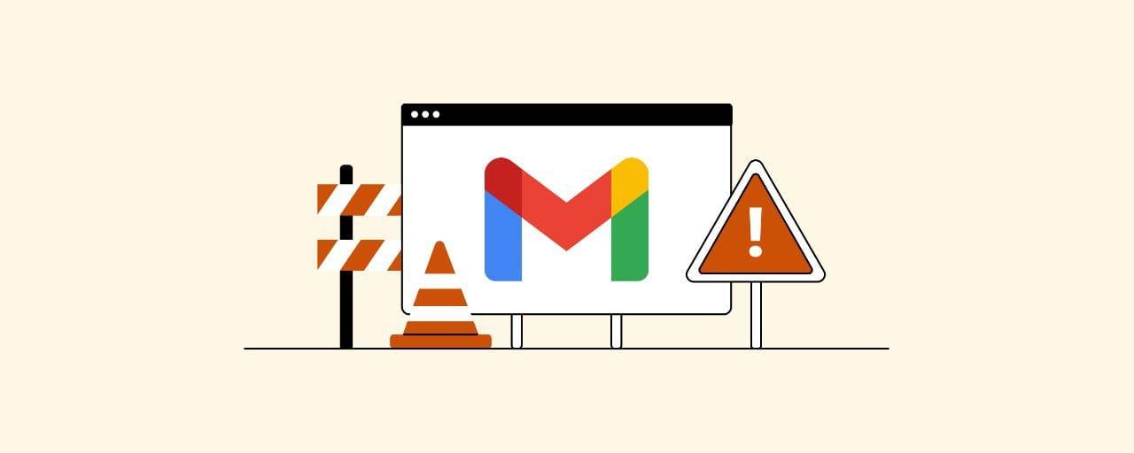 Gmail isn't working