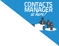 Contacts Manager Mailbird 2.0