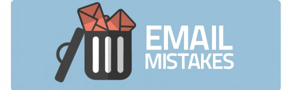 email mistakes